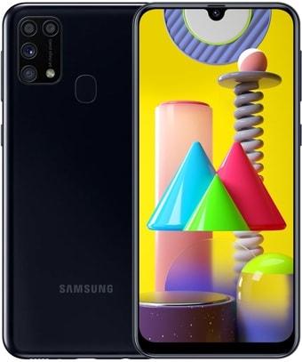 Смартфон Samsung Galaxy M31 SM-M315F/DSN 6GB/128GB (черный)