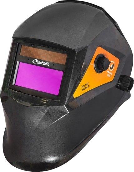 Сварочная маска ELAND Helmet Force 503.2 Pro (черный)