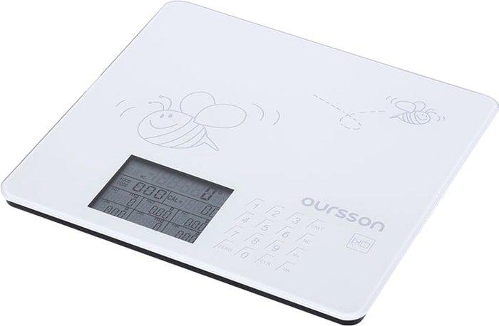 Кухонные весы Oursson KS0502GD/IV