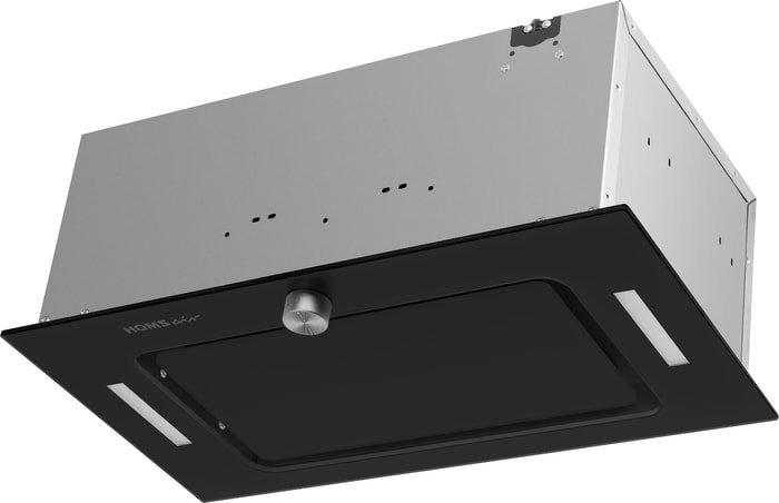 Кухонная вытяжка HOMSair Crocus 52RD (черный)