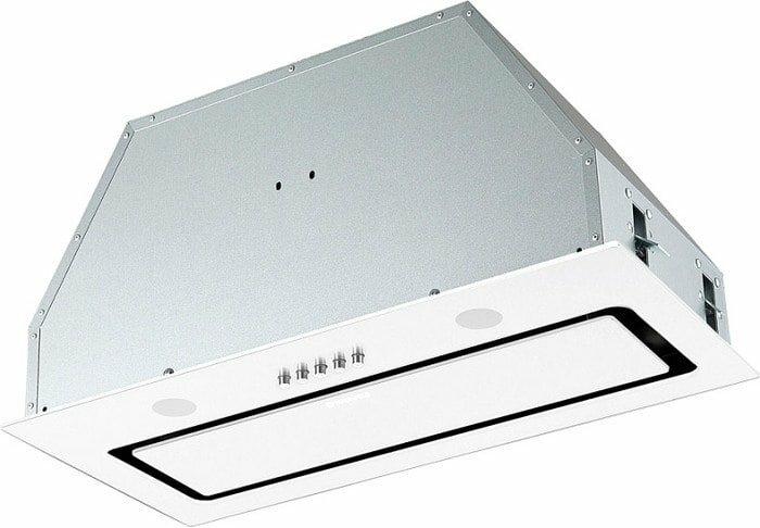 Кухонная вытяжка MAUNFELD Trapeze 601GG (белый)