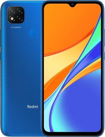 Смартфон Xiaomi Redmi 9C NFC 3GB/64GB международная версия (синий)