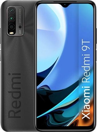 Смартфон Xiaomi Redmi 9T 4GB/128GB (угольно-серый)