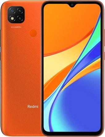 Смартфон Xiaomi Redmi 9C NFC 3GB/64GB международная версия (оранжевый)
