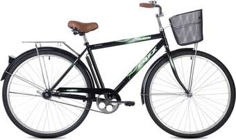 Велосипед Foxx Fusion 28 2021 (черный)