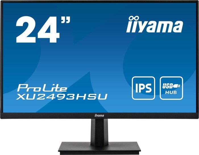 Монитор Iiyama ProLite XU2493HSU-B1