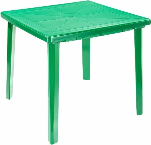 Стол Стандарт пластик 130-0019-23 (зеленый)