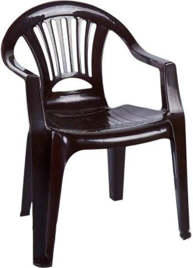Кресло Алеана Луч (шоколадный)