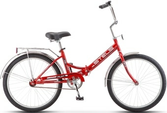 Велосипед Stels Pilot 710 24 Z010 2020 (красный)