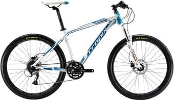 Велосипед Tropix Mariano р.19 2018 (белый)