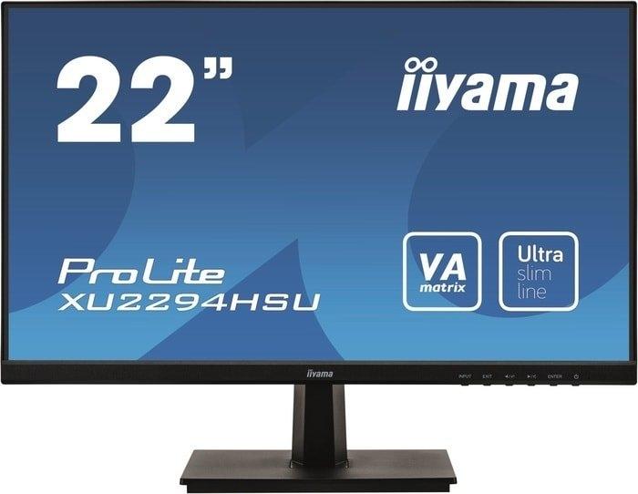 Монитор Iiyama ProLite XU2294HSU-B1