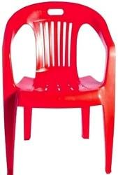 Стул Стандарт пластик Комфорт-1 110-0031 (красный)