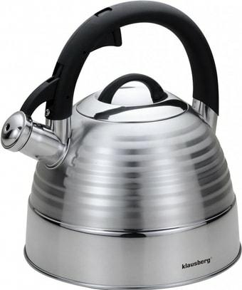 Чайник со свистком Klausberg KB-7481