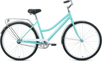 Велосипед Forward Talica 28 1.0 2021 (голубой)