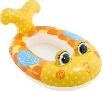 Надувной плот Intex Рыбка 59380