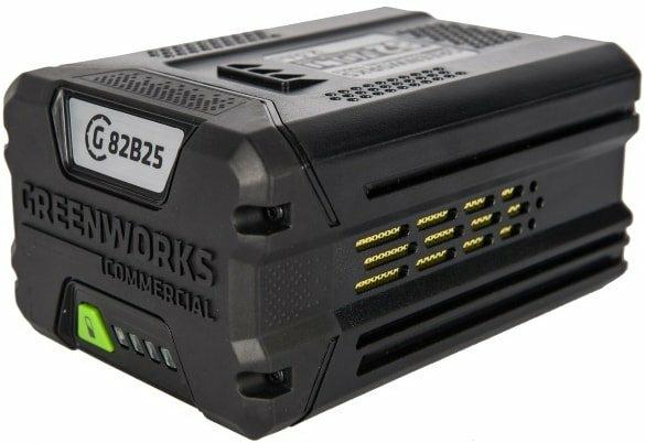 Аккумулятор Greenworks G82B2 (82В/2.5 Ah)