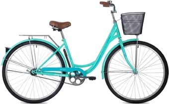 Велосипед Foxx Vintage 2021 (зеленый)