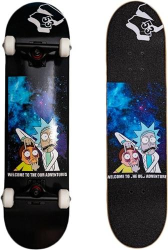 Скейтборд Z53 Rick and Morty 31.1″