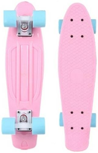 Пенниборд Z53 Розовый
