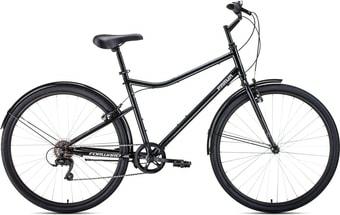 Велосипед Forward Parma 28 2021 (черный)