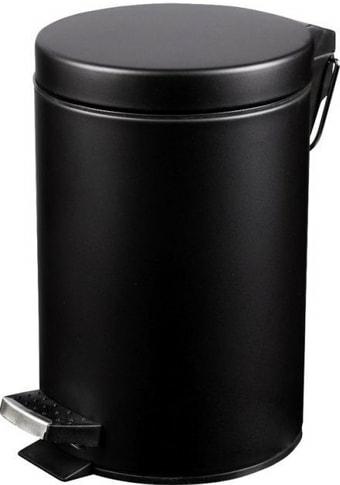 Мусорное ведро Metlex MX2082 (черный)
