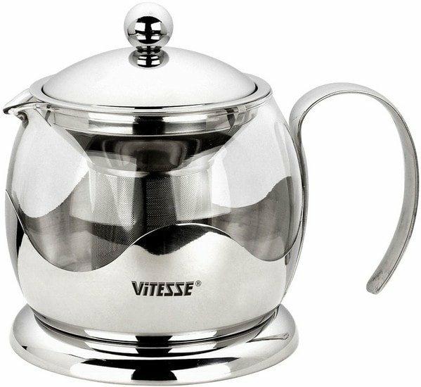 Заварочный чайник Vitesse Galina VS-1920 (1200 мл)