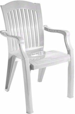 Стул Стандарт пластик Премиум-1 110-0010 (белый)
