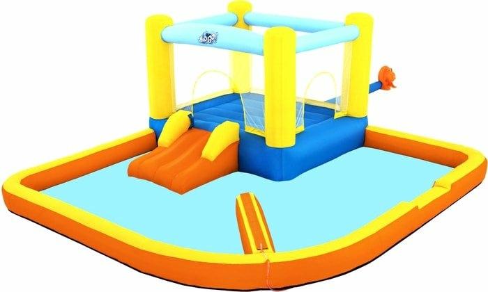 Надувной бассейн Bestway Beach Bounce 53381 (365х340х152)