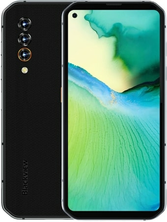 Смартфон Blackview BL6000 Pro (серый)