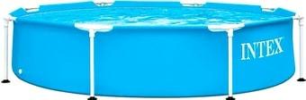 Каркасный бассейн Intex Metal Frame 28205 (244x51)
