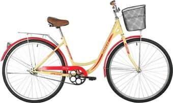 Велосипед Foxx Vintage 2021 (бежевый)