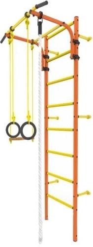 Детский спортивный комплекс Rokids Атлет-1 (оранжевый)