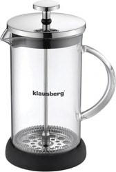 Френч-пресс Klausberg KB-7116 (черный)
