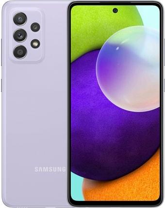 Смартфон Samsung Galaxy A52 SM-A525F/DS 4GB/128GB (лаванда)