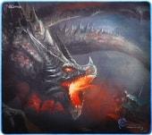 Коврик для мыши QUMO Dragon War Single Warrior