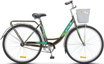 Велосипед Stels Navigator 345 28 Z010 2020 (коричневый)