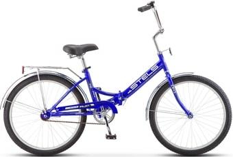 Велосипед Stels Pilot 710 24 Z010 2020 (синий)