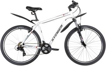 Велосипед Stinger Element STD 27.5 р.20 2020 (белый)