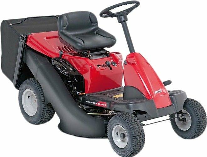 Райдер MTD Smart Mini-Rider 60 RDE