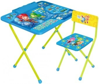 Детский стол Nika Фиксики Ф2А