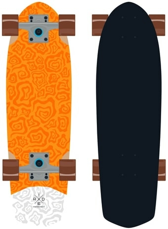 Круизер Ridex Orange