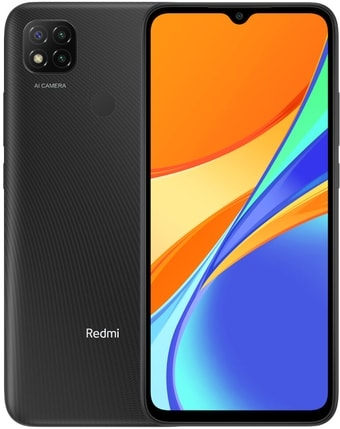 Смартфон Xiaomi Redmi 9C NFC 3GB/64GB международная версия (серый)