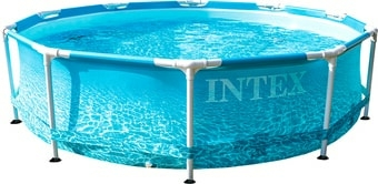 Каркасный бассейн Intex Metal Frame Beachside 28208 (305х76)