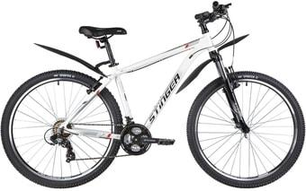 Велосипед Stinger Element STD 27.5 р.18 2020 (белый)