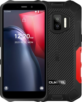 Смартфон Oukitel WP12 4GB/32GB (красный)