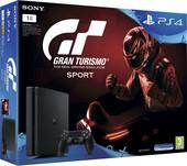 Игровая приставка Sony PlayStation 4 Slim Gran Turismo Sport 1TB (черный)