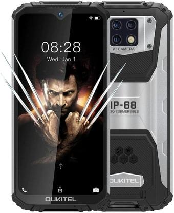 Смартфон Oukitel WP6 4GB/128GB (черный)