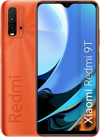 Смартфон Xiaomi Redmi 9T 4GB/128GB (оранжевый закат)