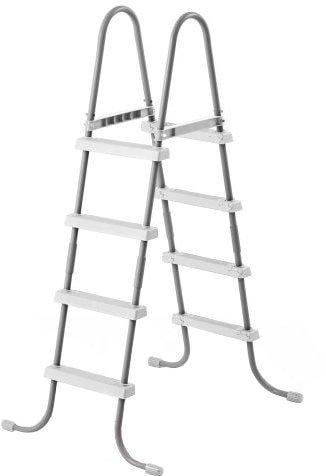 Intex Лестница для бассейнов до 122 см, 4 ступеньки, без площадки