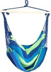 Кресло-гамак Sipl 100×90 см (синий/зеленый)
